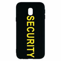 Чехол для Samsung J3 2017 Security