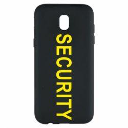 Чехол для Samsung J5 2017 Security