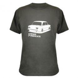 Камуфляжная футболка Седан синдикат