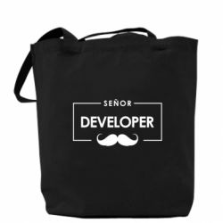Сумка Senor Developer