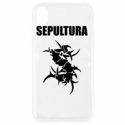 Чохол для iPhone XR Sepultura