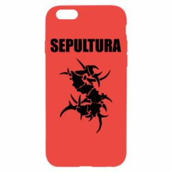 Чохол для iPhone 6/6S Sepultura