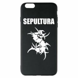Чохол для iPhone 6 Plus/6S Plus Sepultura