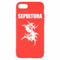 Чохол для iPhone 8 Sepultura