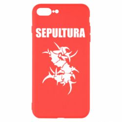 Чохол для iPhone 8 Plus Sepultura