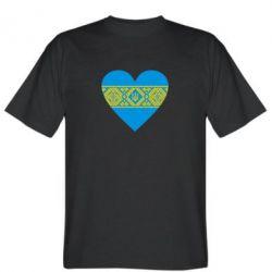 Мужская футболка Серце України - FatLine