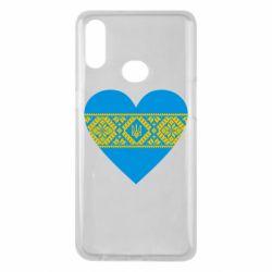 Чехол для Samsung A10s Серце України