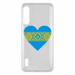 Чохол для Xiaomi Mi A3 Серце України