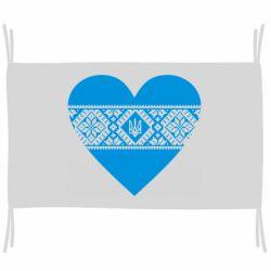 Флаг Серце України