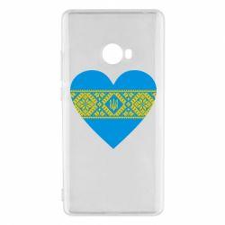 Чехол для Xiaomi Mi Note 2 Серце України - FatLine