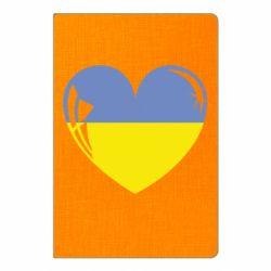 Блокнот А5 Серце України
