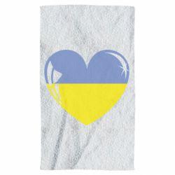 Рушник Серце України
