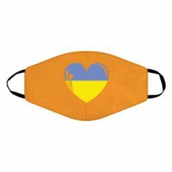 Маска для обличчя Серце України