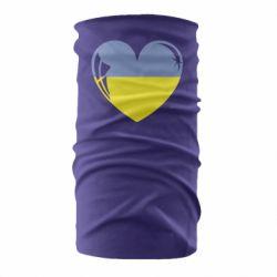 Бандана-труба Серце України