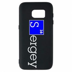 Чехол для Samsung S7 Sergey