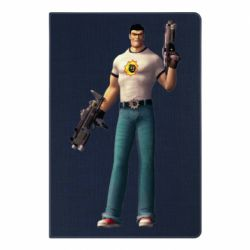 Блокнот А5 Serious Sam with guns