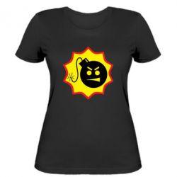 Женская футболка Serious Sam - FatLine