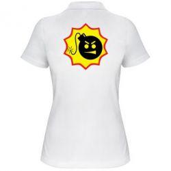 Женская футболка поло Serious Sam - FatLine
