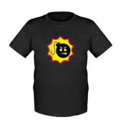 Детская футболка Serious Sam - FatLine