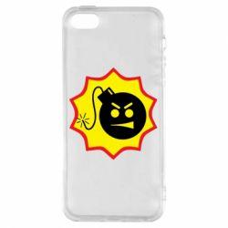Чехол для iPhone5/5S/SE Serious Sam
