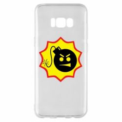 Чехол для Samsung S8+ Serious Sam