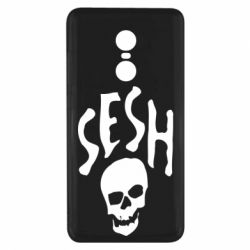 Чехол для Xiaomi Redmi Note 4x Sesh skull