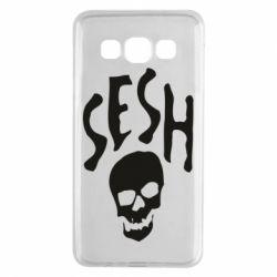 Чехол для Samsung A3 2015 Sesh skull
