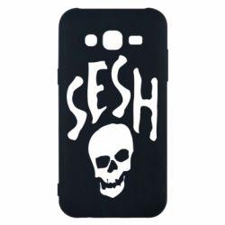 Чехол для Samsung J5 2015 Sesh skull