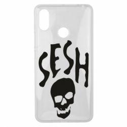 Чехол для Xiaomi Mi Max 3 Sesh skull