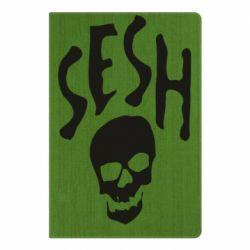 Блокнот А5 Sesh skull