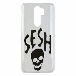 Чехол для Xiaomi Redmi Note 8 Pro Sesh skull