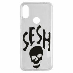 Чехол для Xiaomi Redmi Note 7 Sesh skull