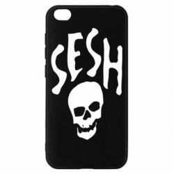 Чехол для Xiaomi Redmi Go Sesh skull