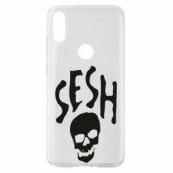 Чехол для Xiaomi Mi Play Sesh skull
