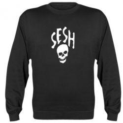 Реглан (свитшот) Sesh skull