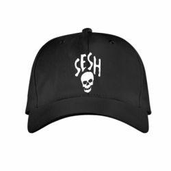 Детская кепка Sesh skull