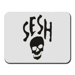 Коврик для мыши Sesh skull