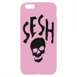 Чехол для iPhone 6 Plus/6S Plus Sesh skull
