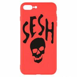 Чехол для iPhone 7 Plus Sesh skull