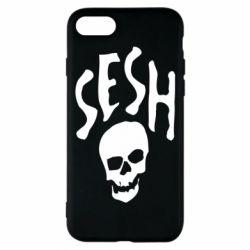 Чехол для iPhone 8 Sesh skull