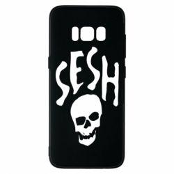 Чехол для Samsung S8 Sesh skull