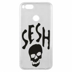 Чехол для Xiaomi Mi A1 Sesh skull