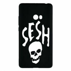 Чехол для Xiaomi Mi Note 2 Sesh skull