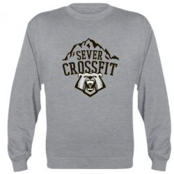 Реглан (свитшот) Sever CrossFit - FatLine
