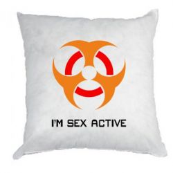 Подушка Sex active - FatLine