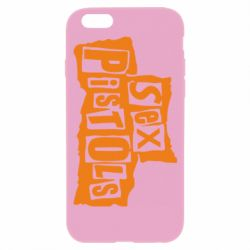 Чехол для iPhone 6/6S sex pistols