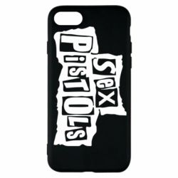 Чехол для iPhone 7 sex pistols