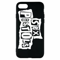 Чехол для iPhone 8 sex pistols