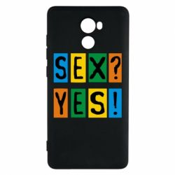 Чехол для Xiaomi Redmi 4 Sex?Yes! - FatLine