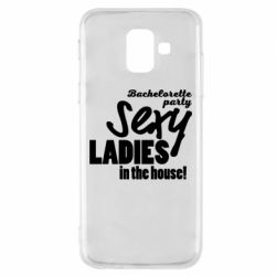 Чохол для Samsung A6 2018 Sexi ladies in the hous